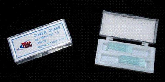22×30 mm #1.50 cover slips